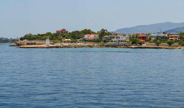Острів Егіна