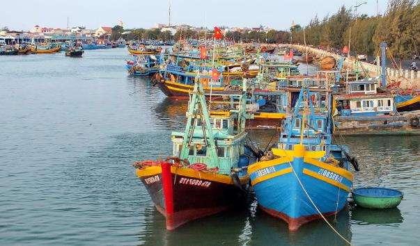 Рибальський порт Фантьета