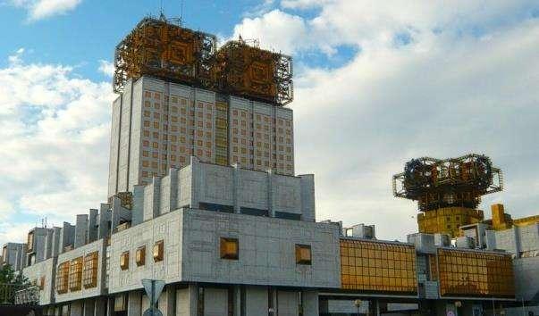 Будівля Російської академії наук