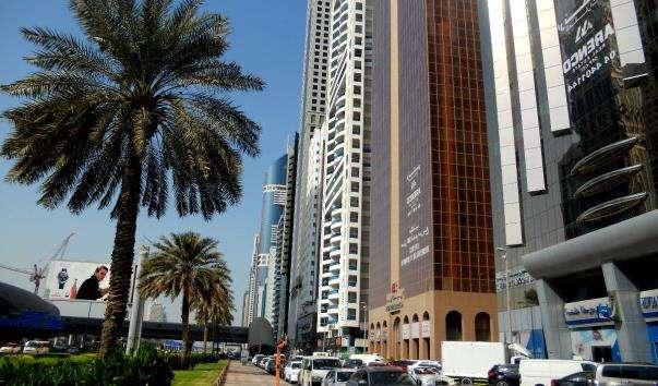 Станція метро Emirates Towers