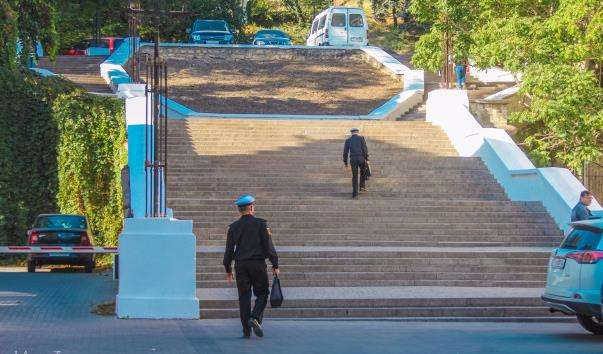 Синопська сходи
