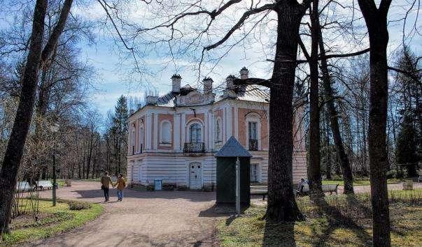 Палац Петра III