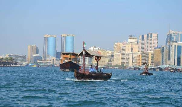 Дубайський пором