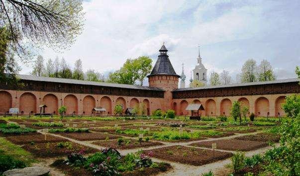 Аптекарський город Спасо-Евфимиева монастиря