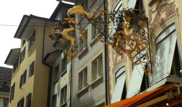 Старе місто Люцерна