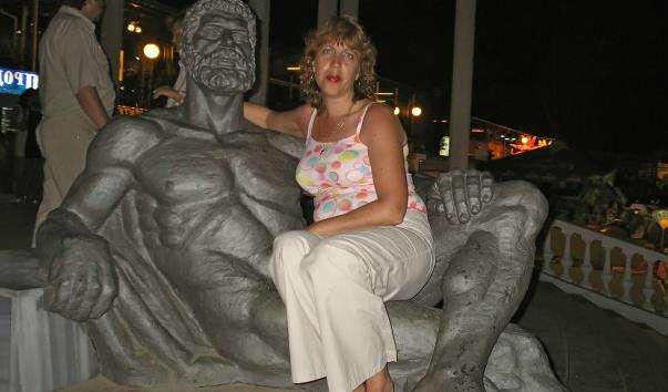 Відпочиваючий Геракл