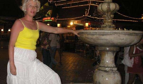 Алея фонтанів