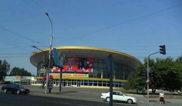 Будівля цирку