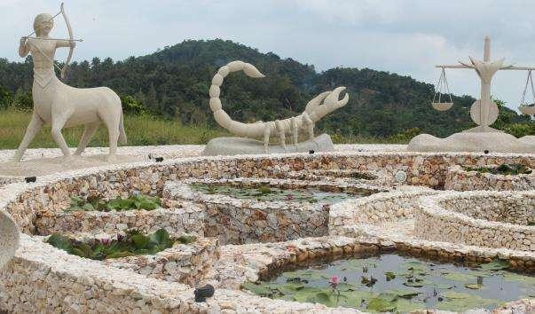 Національний морський парк Ангтонг