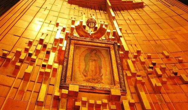 Базиліка Св. Діви Гваделупської