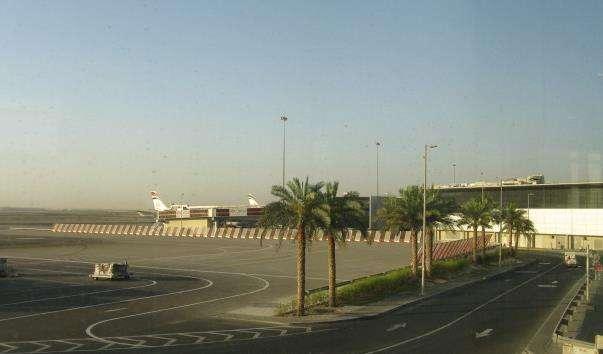 Аеропорт Абу-Дабі