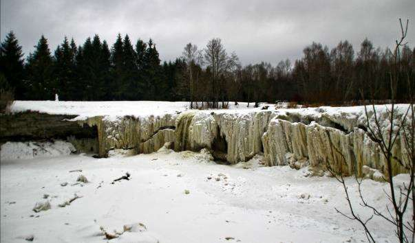 Водоспад Ягала