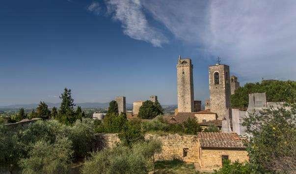 Вежі Сан-Джиміньяно