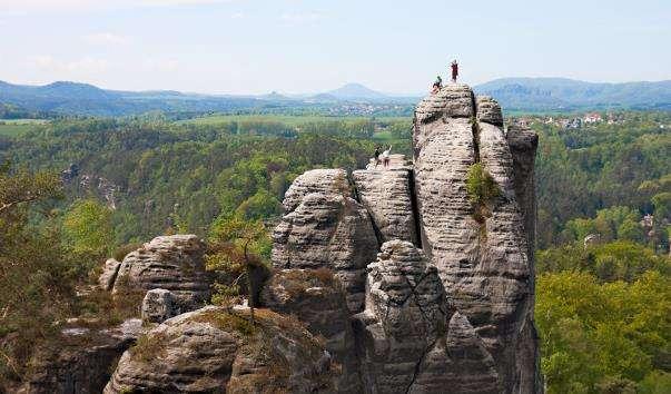 Національний парк Саксонська Швейцарія
