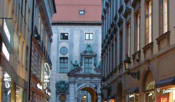 Мюнхенська резиденція