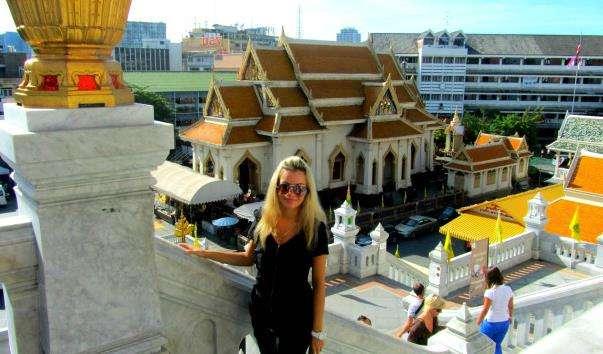 Храм Золотого Будди - Ват Трай Міт
