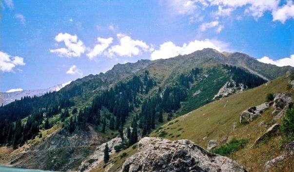 Великий Алматинський озеро