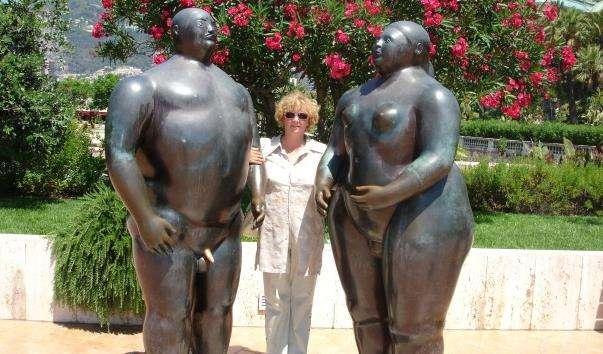 Адам і Єва в Монте-Карло
