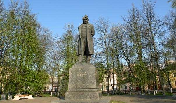 Памятник І. А. Крилову