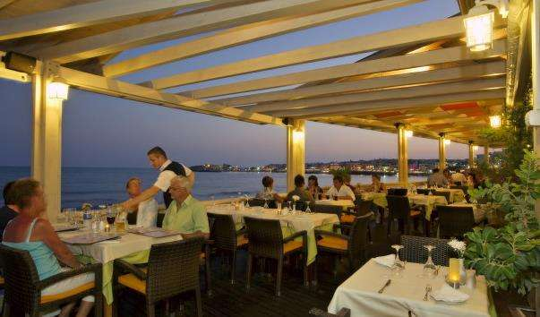 Ресторан Palmera Seaside