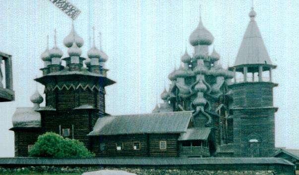 Архітектурний ансамбль Кіжского цвинтаря
