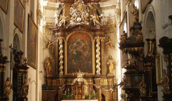 Костел святого Гавела