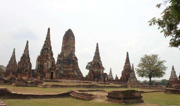 Храм Ват Чай Ваттана Рам
