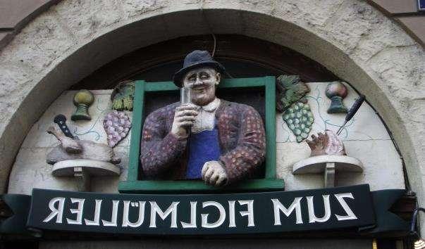 Ресторан Figlmuller