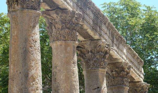 Римський Амфітеатр в Аммані