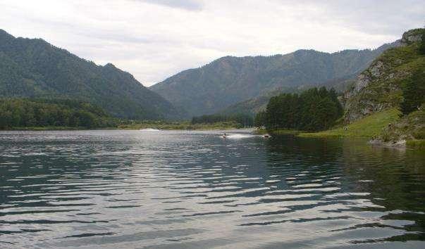 Річка Чемал