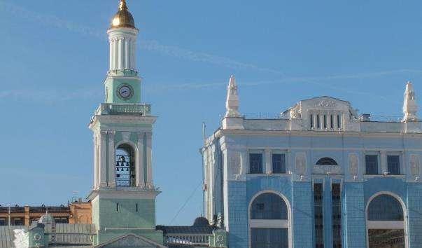 Будівлю колишнього Храму святої великомучениці Катерини