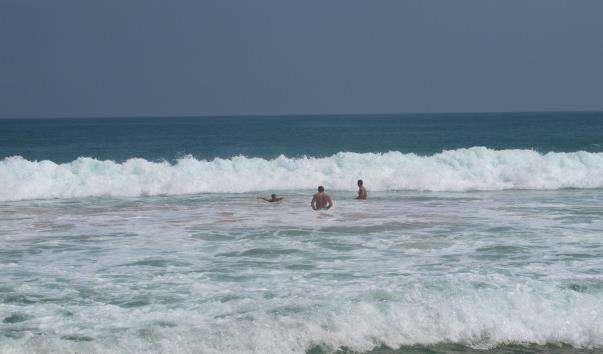 Пляж Когалла