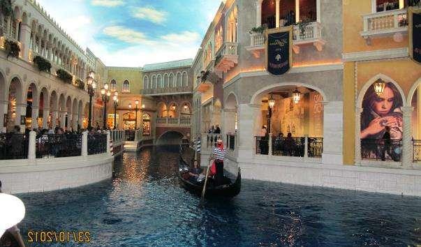 Казино Venetian