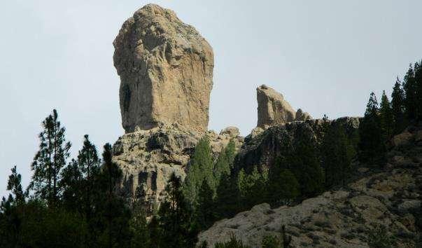 Природний памятник Роке Нубло