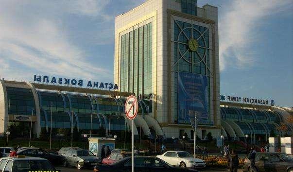 Залізничний вокзал Астана