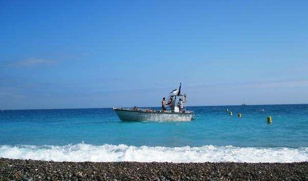 Голубий пляж