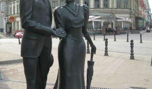Памятник Анненковим