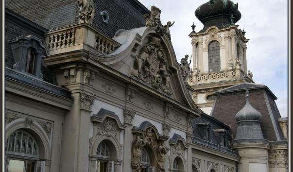 Замок Фештэчич