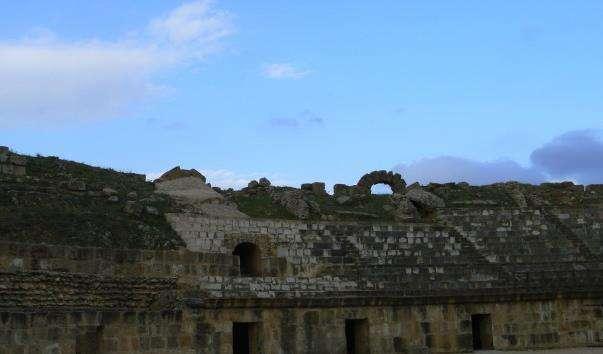Амфітеатр в Удне