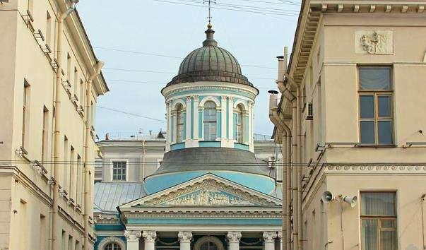 Вірменська церква Святої Катерини