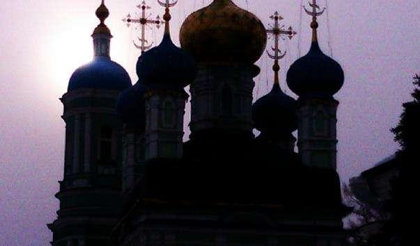 Монастир Оптина пустинь