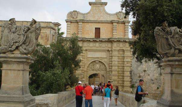 Головні ворота Мдина