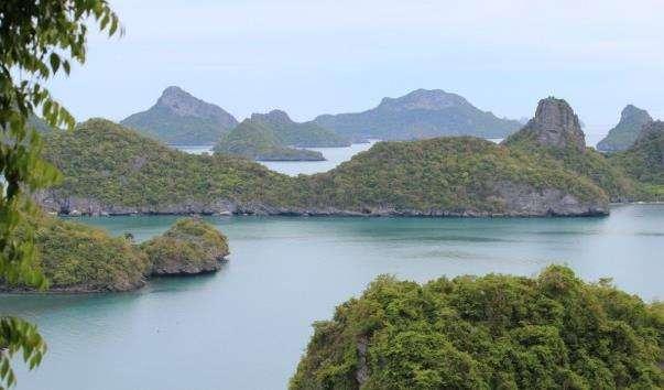 Національний морський парк Анг Тонг