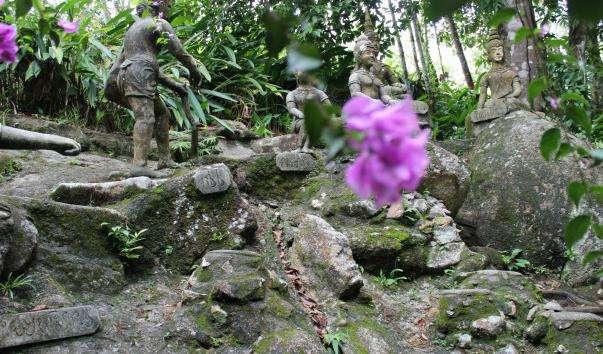 Магічний сад Будди