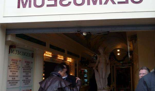 Амстердамський музей сексу