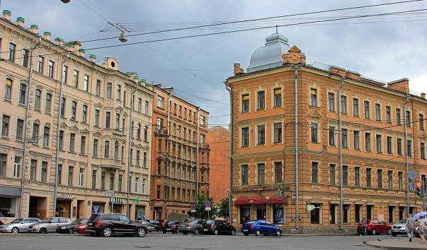 Суворовський проспект