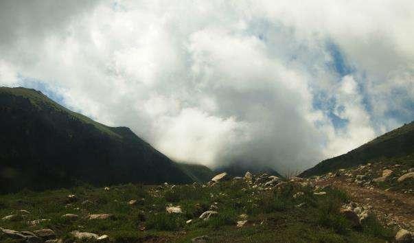 Семенівське ущелині