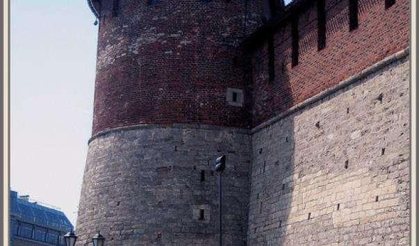 Коромыслова вежа Нижегородського кремля
