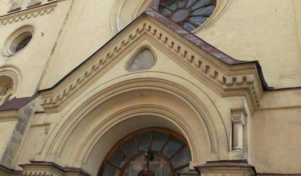 Шведська лютерансько-євангельська церква святої Катерини