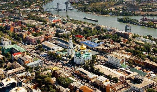 Соборна площа Ростова-на-Дону